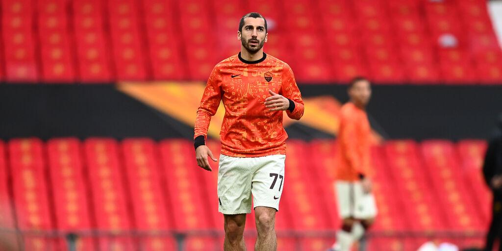 "Roma, Mkhitaryan è già carico: ""Mourinho vuole vincere sempre"" (Getty Images)"