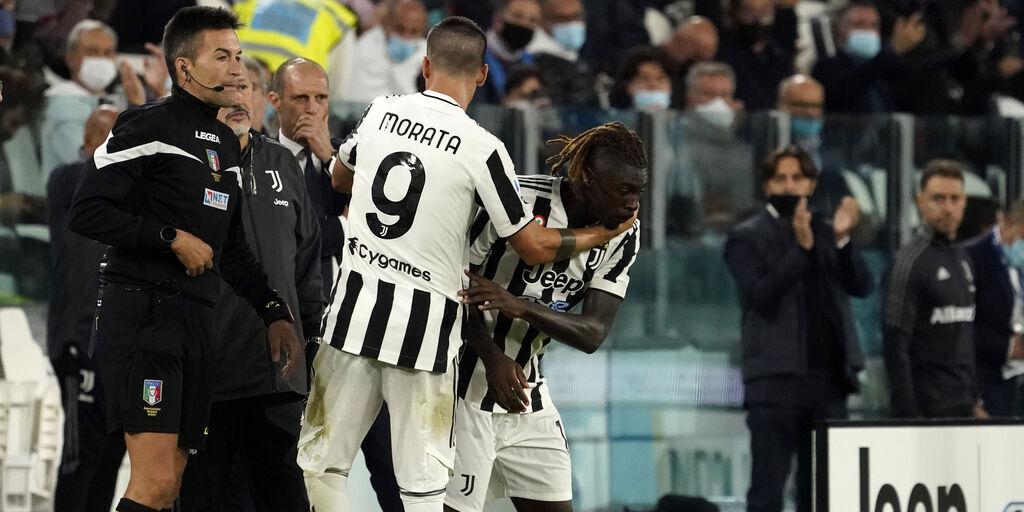Spezia-Juventus, le formazioni ufficiali  (Getty Images)