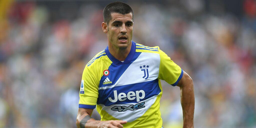 "Juventus, Morata: ""Stagione appena iniziata, faremo bene"" (Getty Images)"
