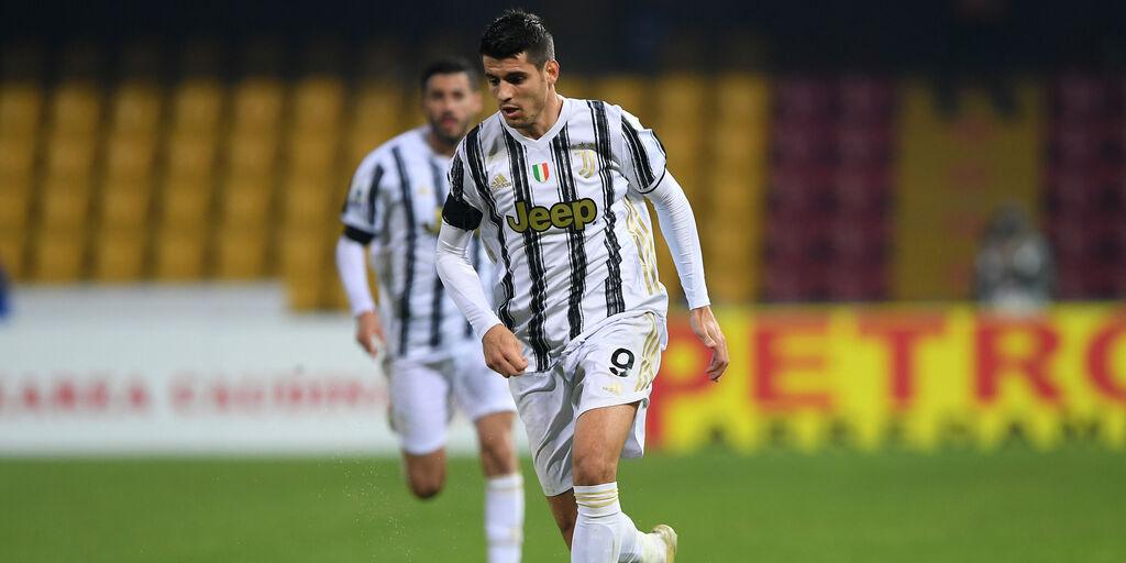 Juventus, infezione virale per Morata: lo spagnolo salta il Verona (Getty Images)