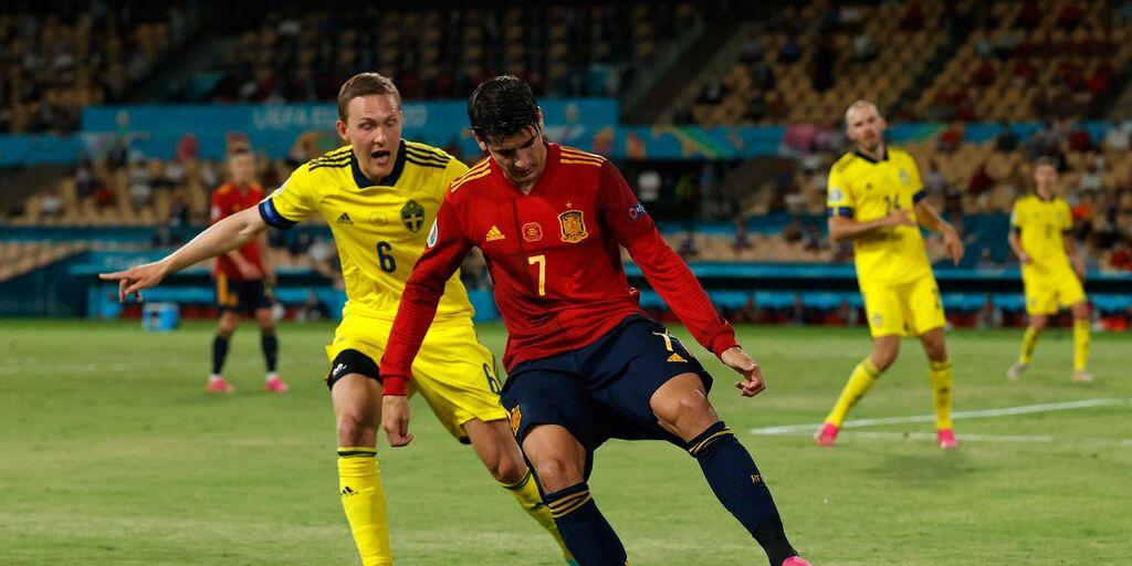 Spagna-Svezia 0-0, gli highlights: Morata spreca, Olsen strepitoso - VIDEO (Getty Images)