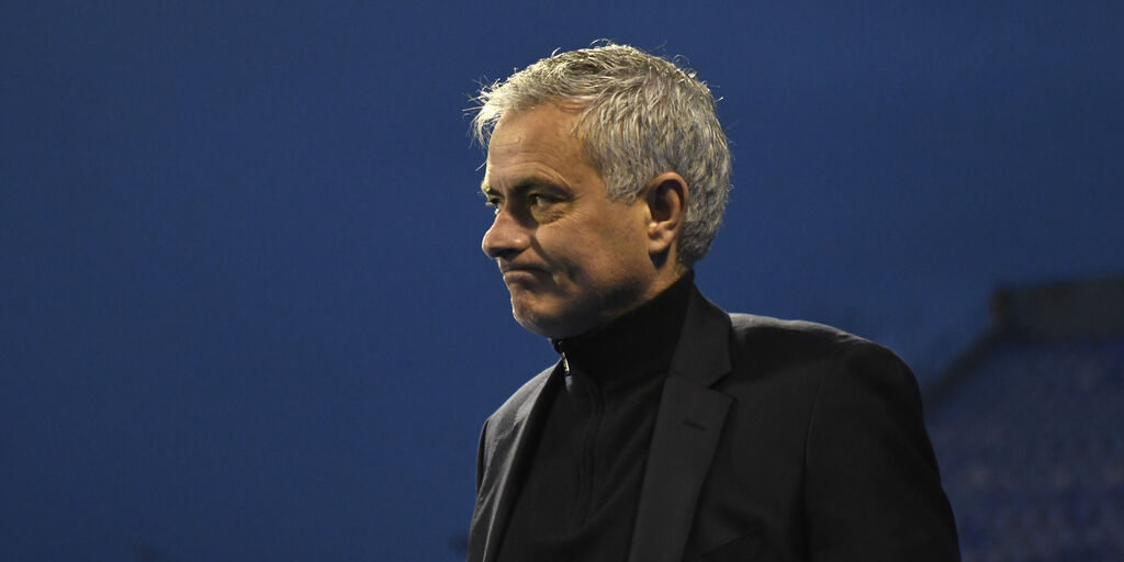 Roma: Mourinho vuole Amelia nel suo staff (Getty Images)