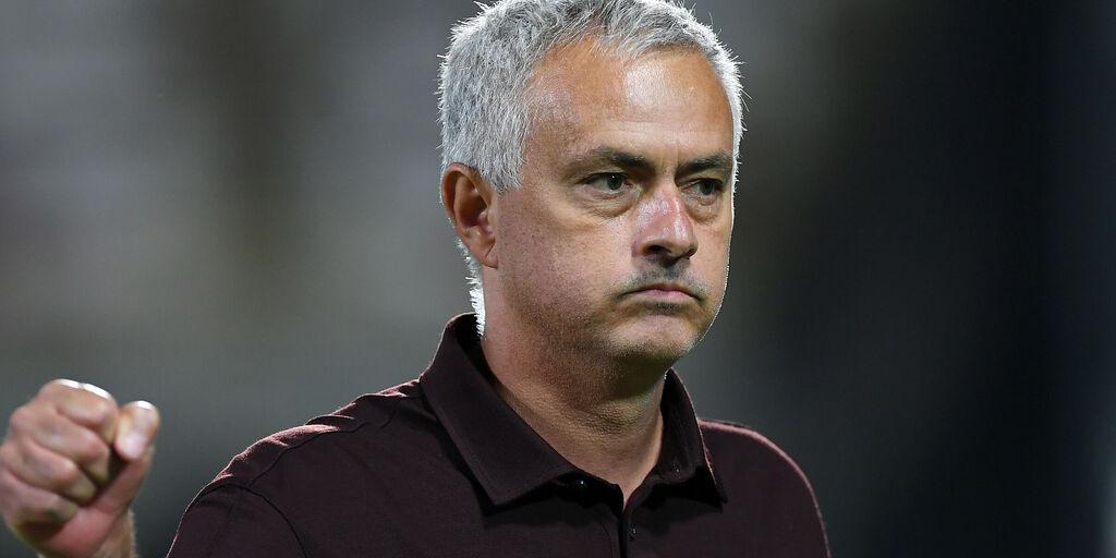 Roma-Sassuolo: la conferenza di Mourinho (Getty Images)