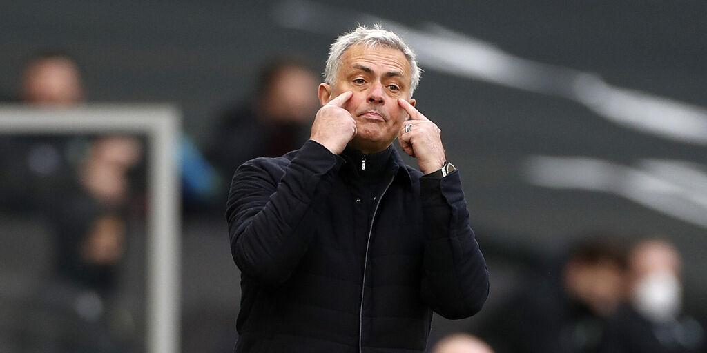 Europei, Mourinho (Getty Images)