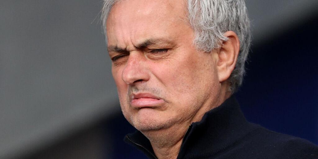 Tottenham pronto all'esonero di Mourinho: atteso l'annuncio (Getty Images)