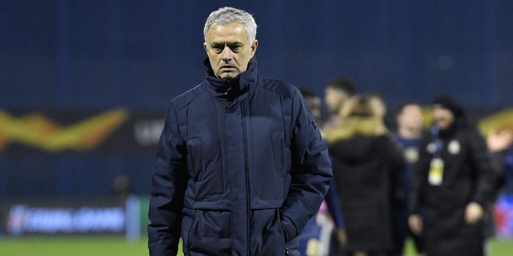 Josè Mourinho nuovo allenatore della Roma  (Getty Images)