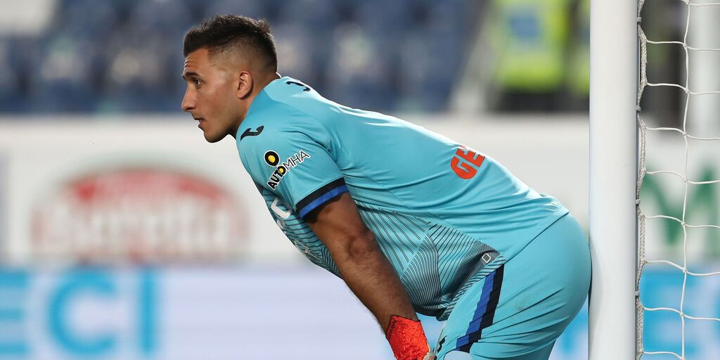 """Atalanta, Musso: """"Buon pareggio contro il Villarreal, che sogno la Champions"""" (Getty Images)"""