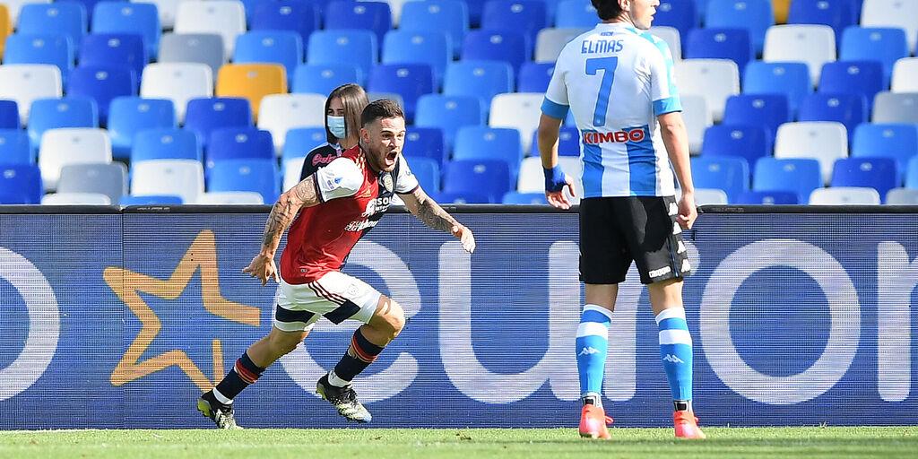 Calciomercato Cagliari, c'è la fila per Nandez (Getty Images)
