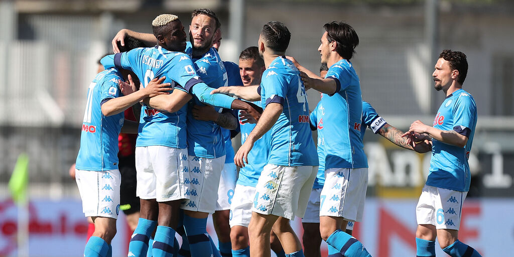 Napoli-Verona: le formazioni ufficiali (Getty Images)