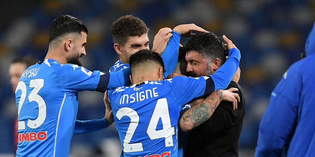 Napoli-Parma 2-0: gol e highlights (Getty Images)