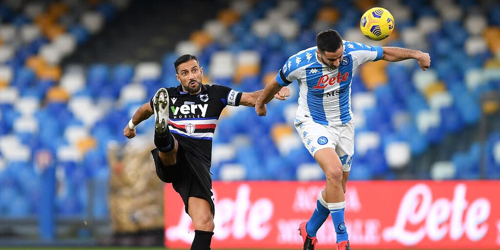 Sampdoria-Napoli, le probabili formazioni per il Fantacalcio e dove vederla in TV (Getty Images)