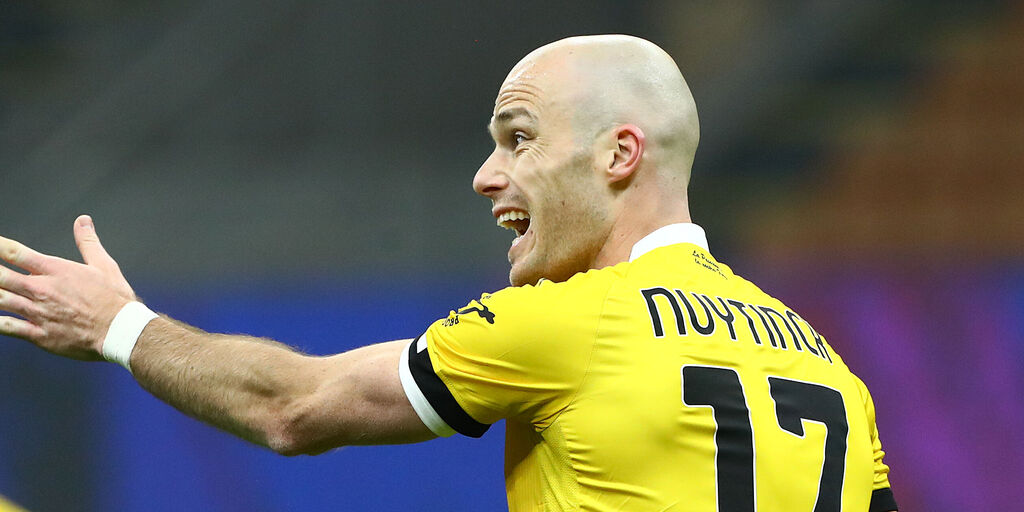 "Udinese, Nuytinck: ""Tutto diverso senza De Paul e Musso"" (Getty Images)"