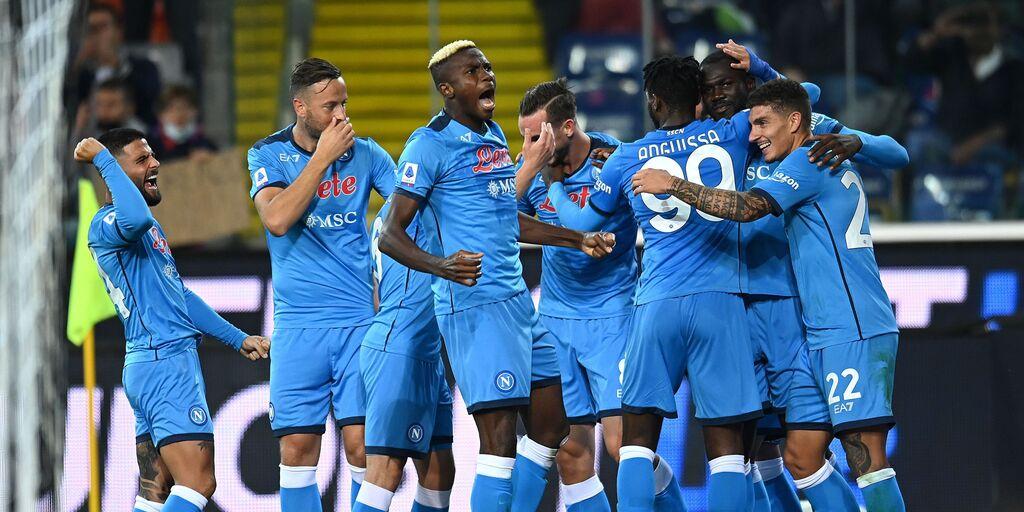 Udinese-Napoli 0-4: cronaca, tabellino e voti del fantacalcio (Getty Images)