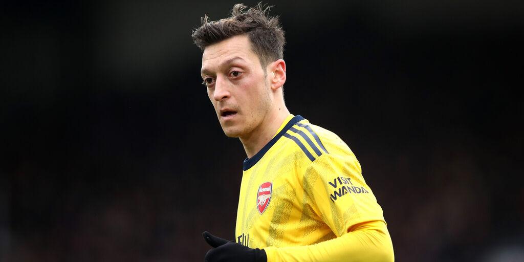 Mesut Ozil (Getty Images)