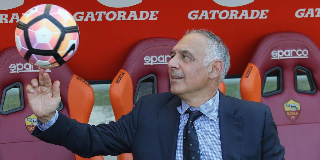 """Roma, parla Pallotta: """"Stadio, Monchi, rapporto con l\'ambiente: vi dico tutto"""" (Getty Images)"""