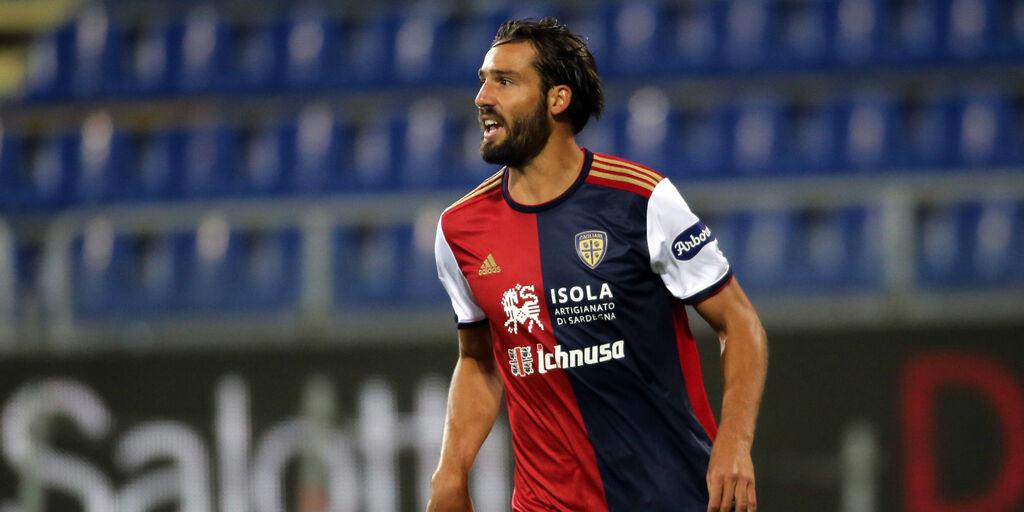 """Cagliari, Pavoletti: """"Mi trovo bene con Joao, bella reazione contro lo Spezia"""" (Getty Images)"""