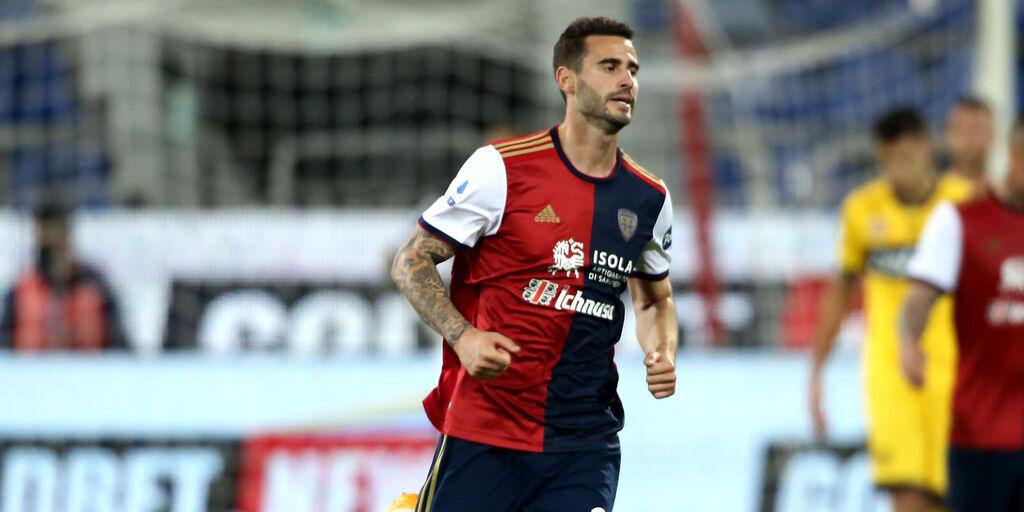 """Cagliari, Gaston Pereiro: """"Ho segnato alla Recoba"""" (Getty Images)"""