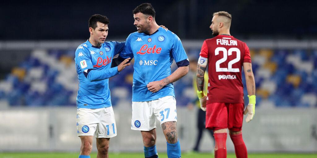 Napoli: Petagna frenato da un problema muscolare, Coppa Italia a rischio (Getty Images)