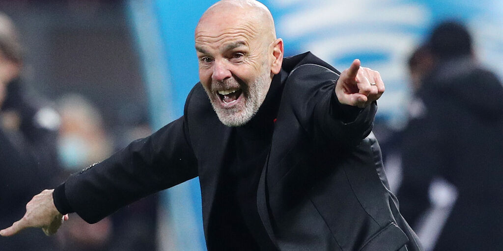 "Milan, Pioli in conferenza: "" (Getty Images)"