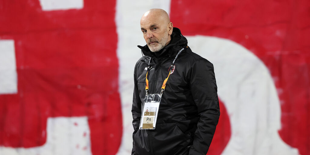 Milan, Pioli in conferenza (Getty Images)