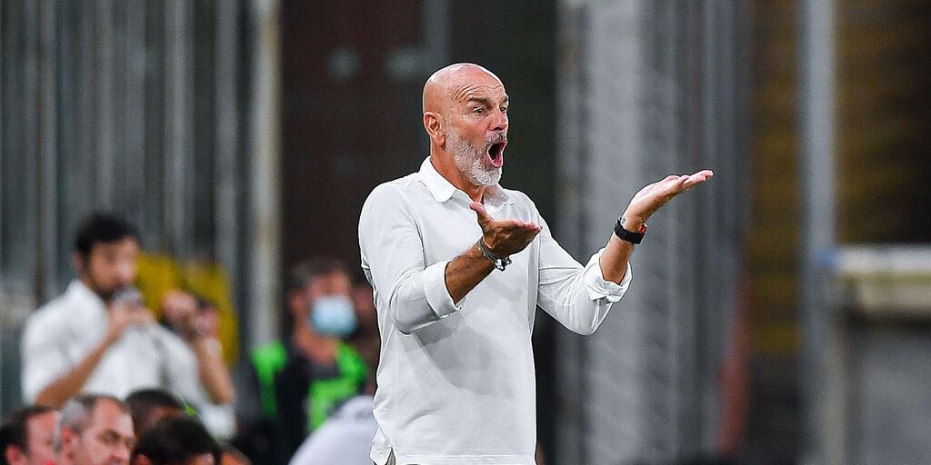 Le parole di Pioli dopo Milan-Lazio (Getty Images)