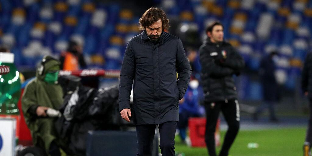 Juventus, le parole di Andrea Pirlo in conferenza stampa (Getty Images)
