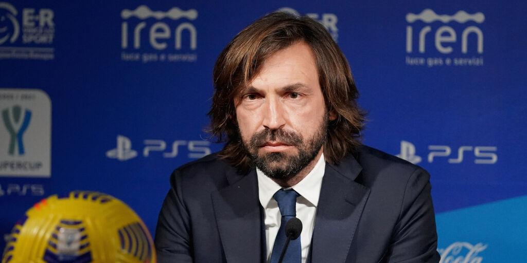 """Juve-Napoli, Pirlo: """"Non siamo quelli di San Siro, l'abbiamo dimostrato"""" (Getty Images)"""