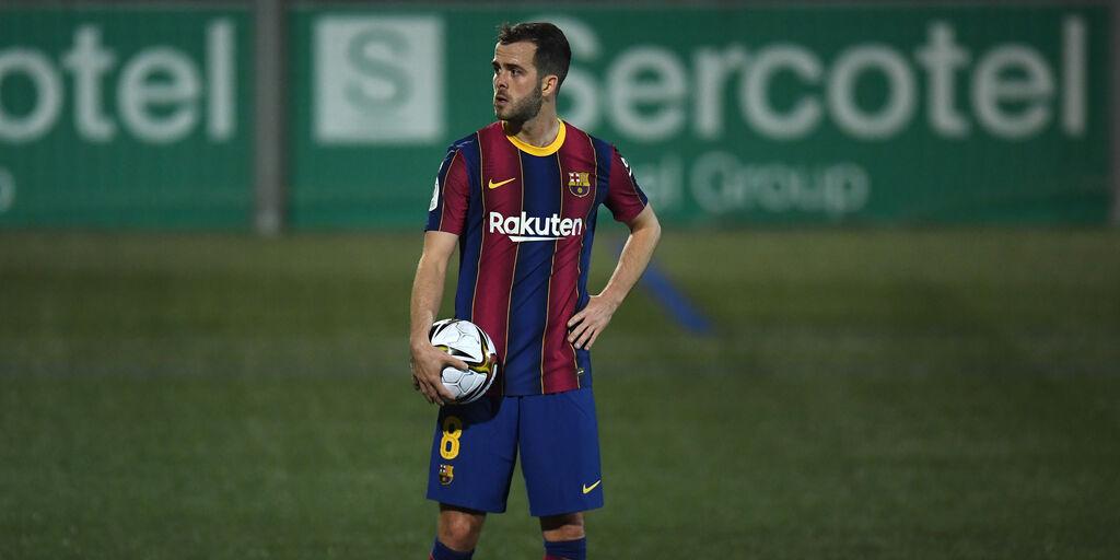La Juventus torna a pensare a Pjanic, Ramsey proposto al Barcellona (Getty Images)