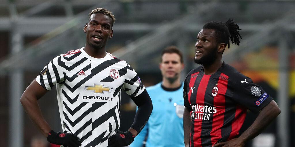 Milan-Manchester United 0-1, cronaca e tabellino (Getty Images)