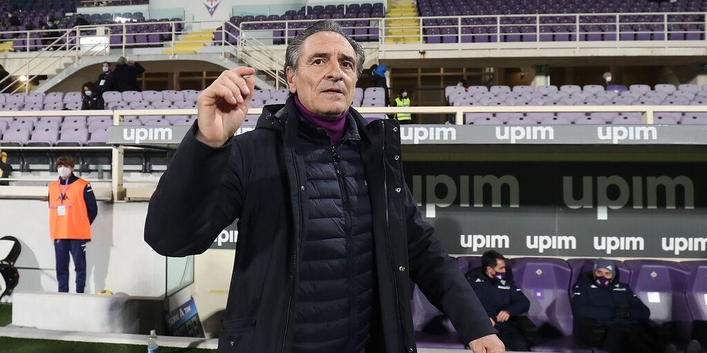 Fiorentina-Parma, Prandelli in conferenza (Getty Images)