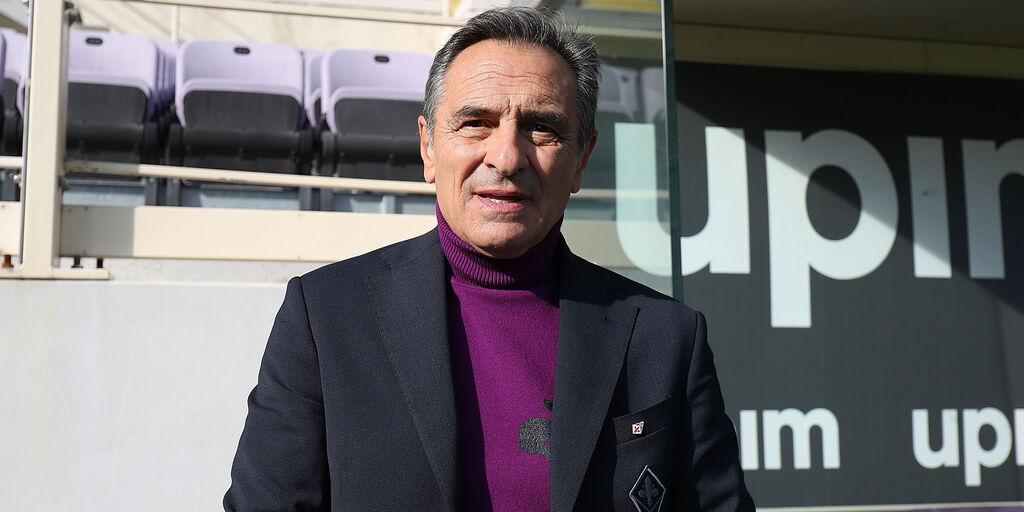 Fiorentina Cagliari La Conferenza Di Prandelli