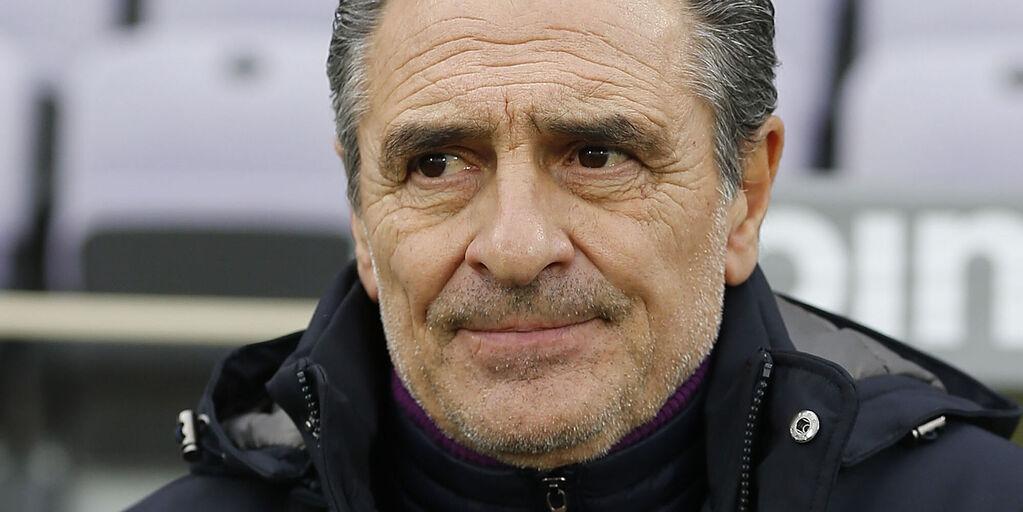 Fiorentina-Inter, le parole di Prandelli e le condizioni di Ribery (Getty Images)