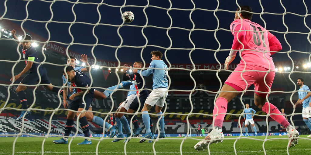 UCL, Psg-Manchester City 1-2: cronaca e tabellino (Getty Images)
