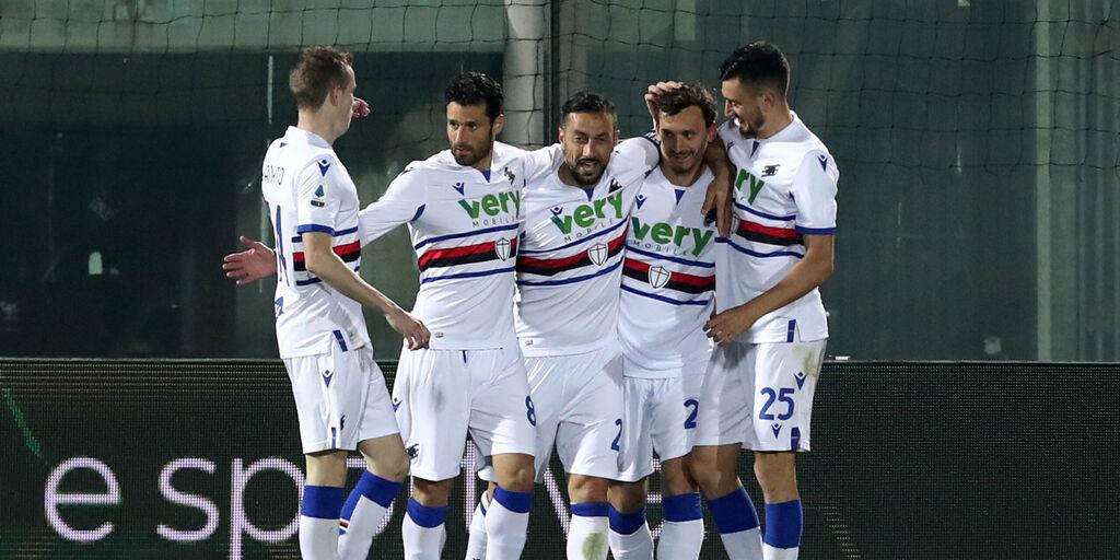 Sampdoria, verso il recupero Ramirez, Quagliarella e Candreva (Getty Images)