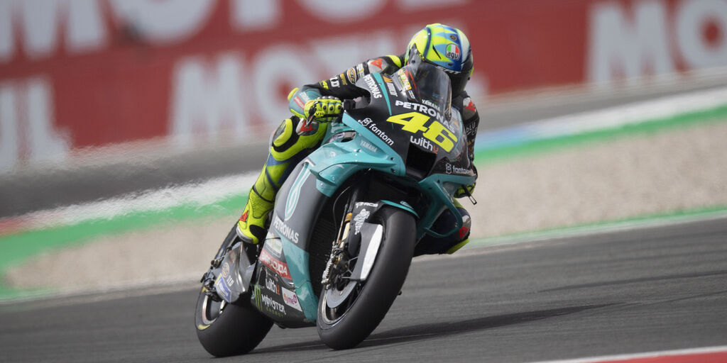 """Valentino Rossi annuncia: """"Mi ritirerò a fine stagione"""" (Getty Images)"""