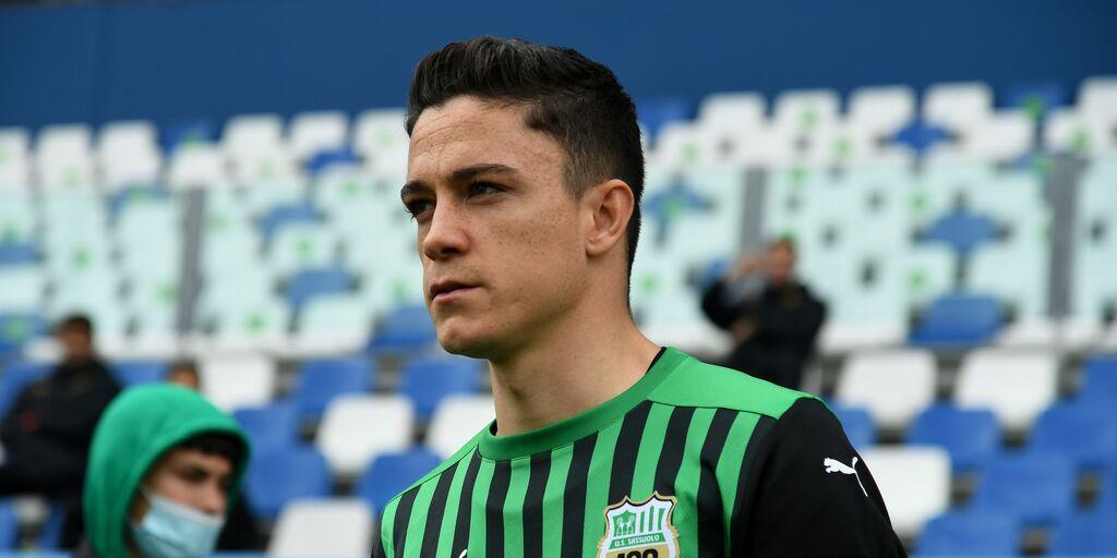 L\'Inter pensa a Raspadori del Sassuolo, Pinamonti sul banco (Getty Images)