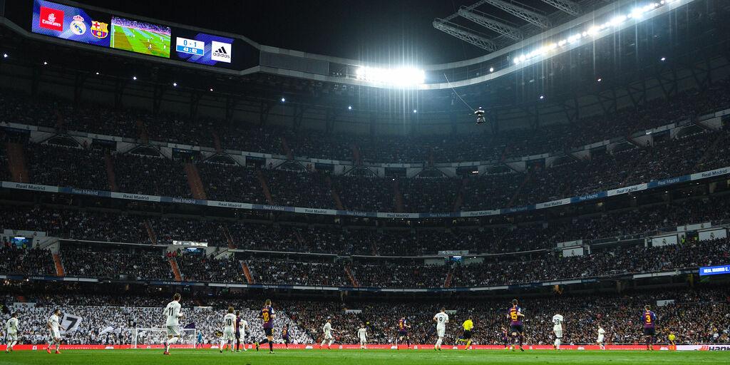 Il giorno del Clasico: Real Madrid-Barcellona, chi l'anti Atletico Madrid? (Getty Images)