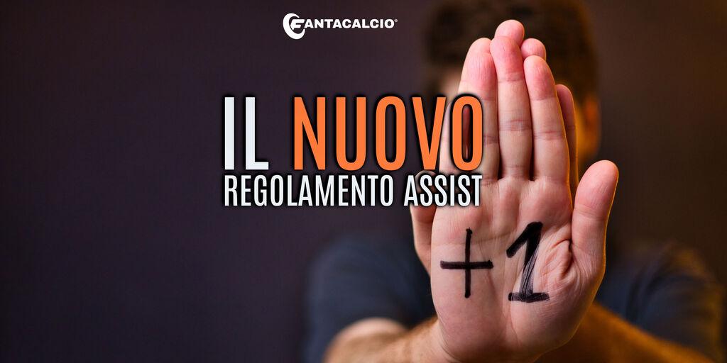 VIDEO - Fantacalcio® 21/22: il nuovo regolamento Assist