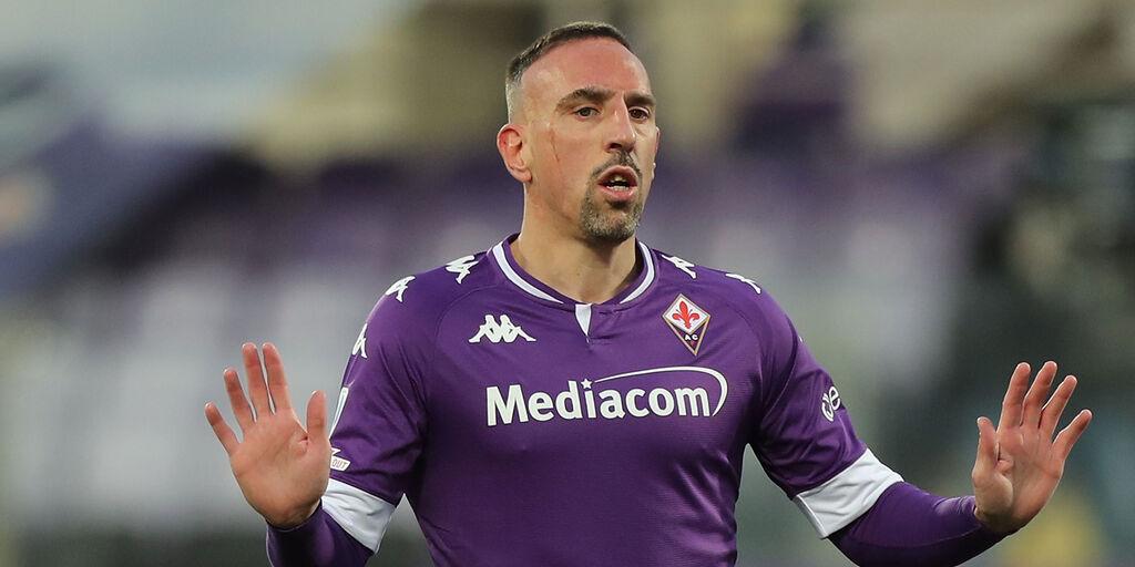 Fiorentina, nessun accordo con Ribery: si inserisce la Lazio? (Getty Images)
