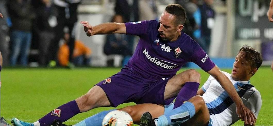 Fiorentina: le condizioni di Ribery, Pezzella e Lirola (Getty Images)