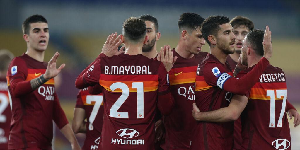 Roma-Belenenses 3-1: cronaca e tabellino (Getty Images)