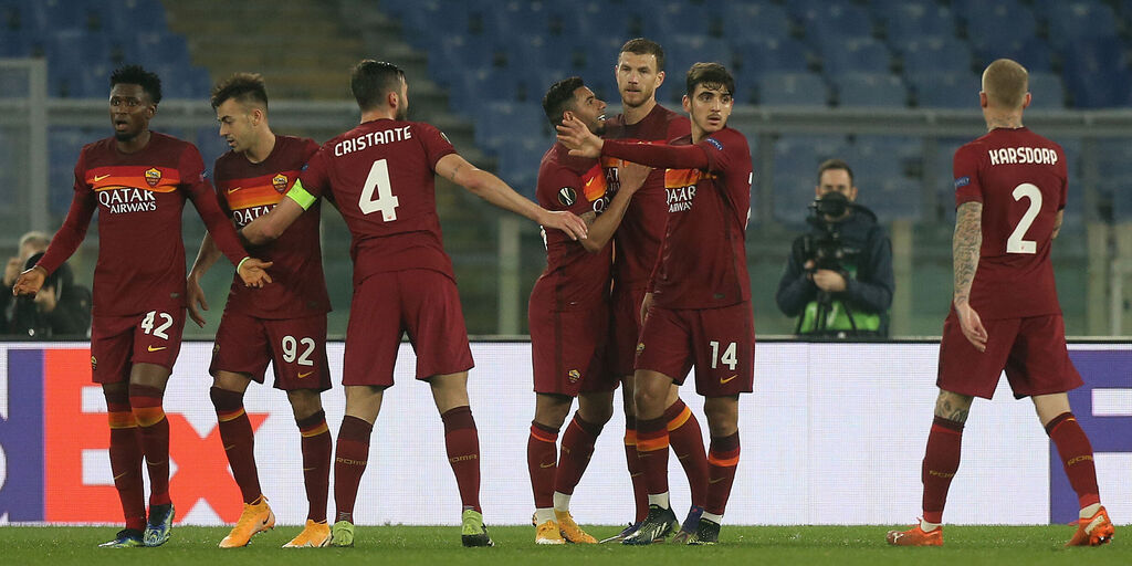 Roma-Braga 3-1, cronaca e tabellino (Getty Images)