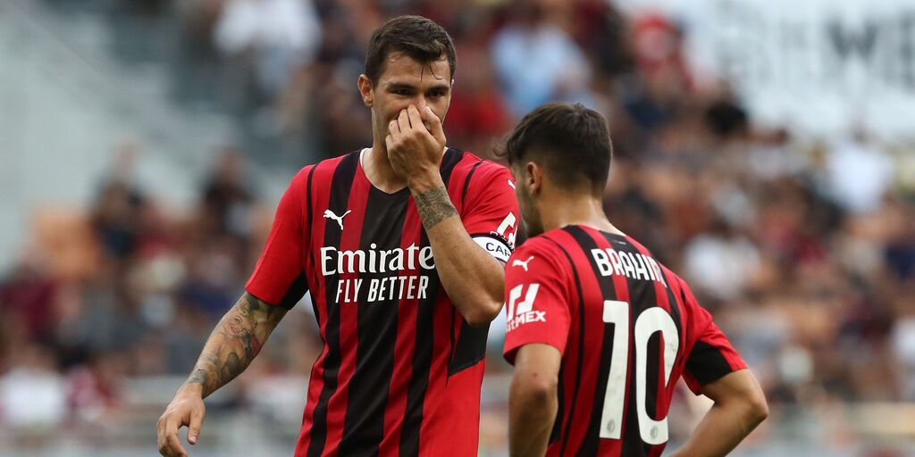 Milan, Pioli pensa a Romagnoli dal 1': le ultime sulla formazione rossonera (Getty Images)