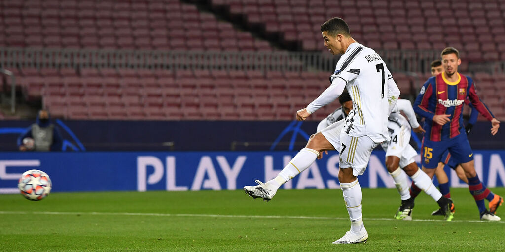 VIDEO - Barcellona-Juventus 0-3, gol e highlights (Getty Images)