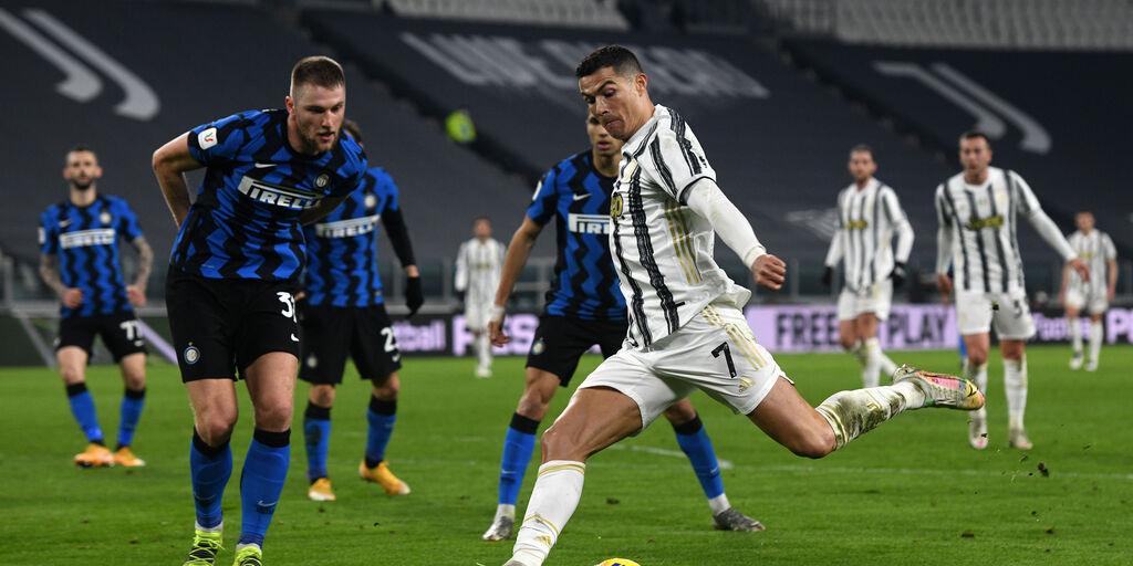 Juventus-Inter 0-0, cronaca e tabellino (Getty Images)