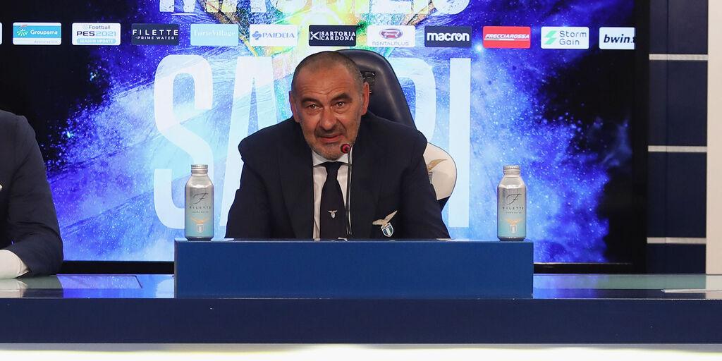 """Lazio, Sarri: """"Emozionante l'esordio a Empoli, vogliamo partire bene"""" (Getty Images)"""