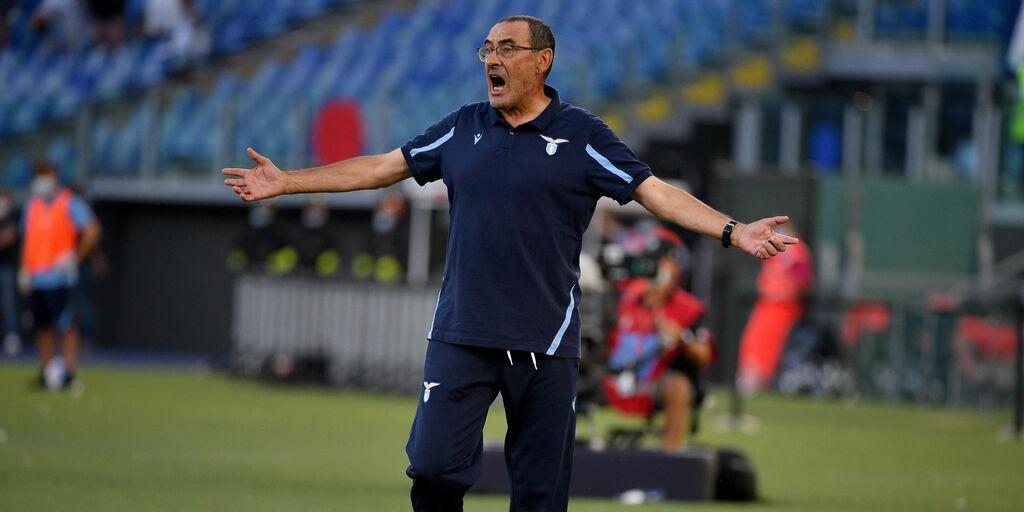 """Lazio-Spezia 6-1, Sarri: """"Luis Alberto sta crescendo"""" (Getty Images)"""