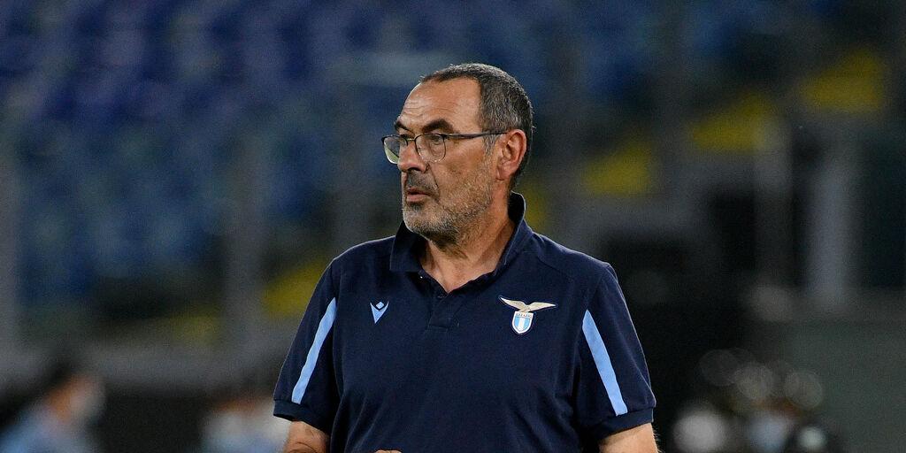 """Sarri: """"Dimarco? Era a l\'Inter a dover buttare fuori la palla"""" (Getty Images)"""