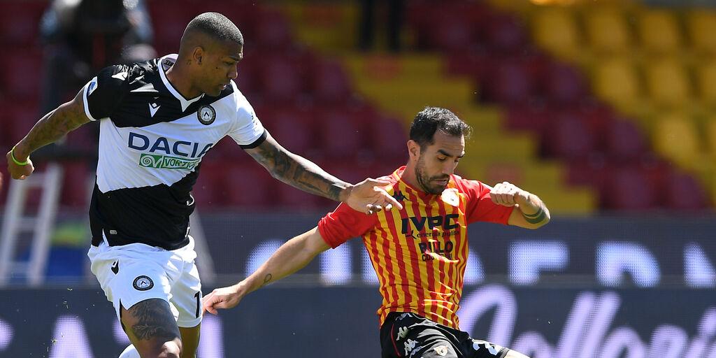 Benevento, i convocati per il Milan. Ai box Letizia e Sau (Getty Images)
