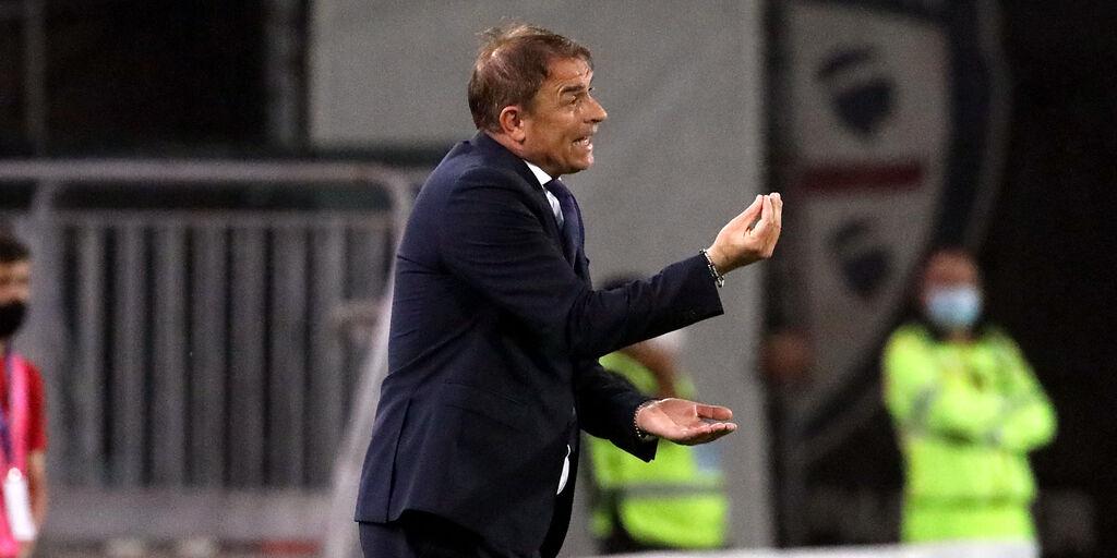 """Cagliari, Semplici: """"Il futuro di Nandez e Godin non dipende da me"""" (Getty Images)"""